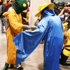 PAX East 2011 - Black Mage battle