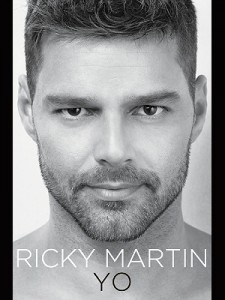 """Yo"", book by Ricky Martin"