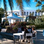 Garden Cafe @ Miami Art Basel