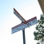 Gotta pass by Congdon Street on your way to Thayer Street.