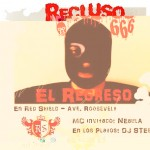 Recluso 666 @ Red shield