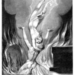 """The Reunion of Soul and Body"" by William Blake"