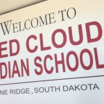 Red Cloud Indian School in Pine Ridge, South Dakota