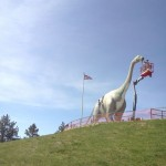 Dinosaur Park in South Dakota