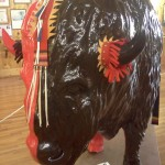 Art Buffalo @ Crazy Horse Memorial in South Dakota