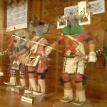 Kachina dolls @ Crazy Horse Memorial in South Dakota