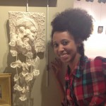 Julianny Ariza. AS220 Artist in Residence. Gallery Z. Providence, RI. Sept 2012.