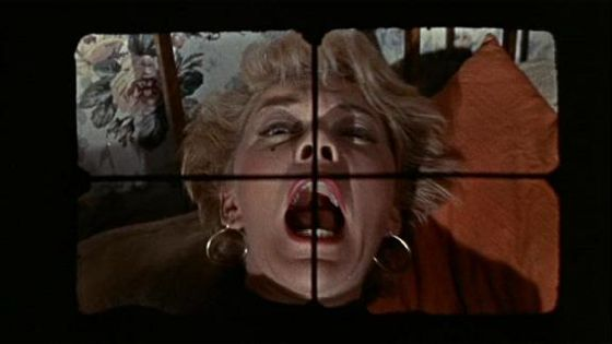 Peeping Tom. Movie. 1960.