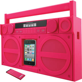 iPod Boom Box. By Apple.